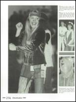 1993 North Mesquite High School Yearbook Page 220 & 221