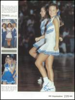 1993 North Mesquite High School Yearbook Page 222 & 223
