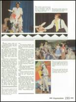 1993 North Mesquite High School Yearbook Page 238 & 239