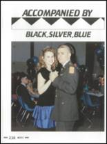 1993 North Mesquite High School Yearbook Page 242 & 243