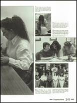 1993 North Mesquite High School Yearbook Page 244 & 245