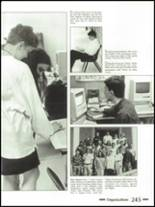 1993 North Mesquite High School Yearbook Page 248 & 249
