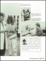1993 North Mesquite High School Yearbook Page 250 & 251
