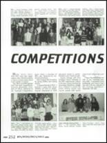 1993 North Mesquite High School Yearbook Page 256 & 257