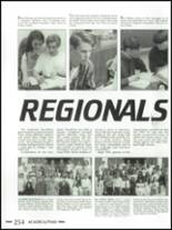 1993 North Mesquite High School Yearbook Page 258 & 259