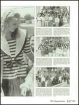 1993 North Mesquite High School Yearbook Page 260 & 261