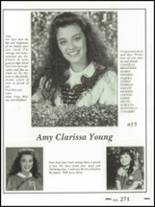 1993 North Mesquite High School Yearbook Page 274 & 275