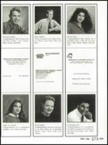 1993 North Mesquite High School Yearbook Page 276 & 277