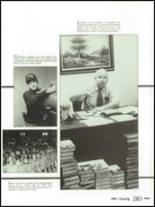1993 North Mesquite High School Yearbook Page 288 & 289