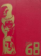 1968 Yearbook Corona High School