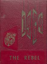 1964 Yearbook Obion County Central High School