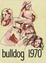 1970 Yearbook Bowie High School