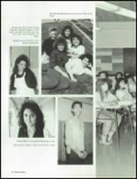 1990 Del Norte High School Yearbook Page 56 & 57