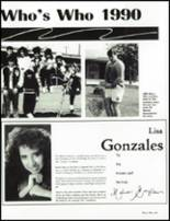 1990 Del Norte High School Yearbook Page 192 & 193
