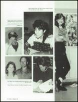 1990 Del Norte High School Yearbook Page 274 & 275