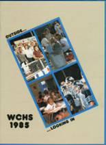 1985 Yearbook West Covina High School