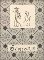 1952 Blanco High School Yearbook Page 16 & 17