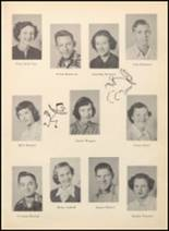 1952 Blanco High School Yearbook Page 26 & 27