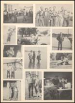 1952 Blanco High School Yearbook Page 28 & 29