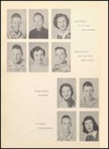1952 Blanco High School Yearbook Page 30 & 31