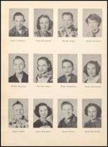 1952 Blanco High School Yearbook Page 36 & 37
