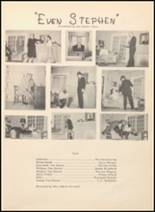 1952 Blanco High School Yearbook Page 40 & 41