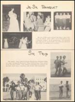 1952 Blanco High School Yearbook Page 44 & 45