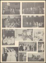 1952 Blanco High School Yearbook Page 46 & 47