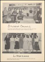 1952 Blanco High School Yearbook Page 50 & 51