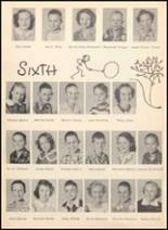 1952 Blanco High School Yearbook Page 66 & 67