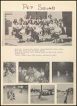 1952 Blanco High School Yearbook Page 74 & 75