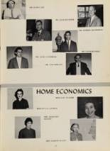 1962 Lincoln High School Yearbook Page 20 & 21