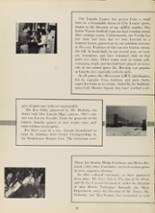 1962 Lincoln High School Yearbook Page 30 & 31