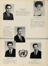 1962 Lincoln High School Yearbook Page 46 & 47