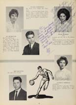 1962 Lincoln High School Yearbook Page 54 & 55