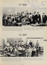 1962 Lincoln High School Yearbook Page 108 & 109