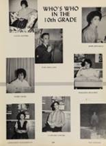 1962 Lincoln High School Yearbook Page 112 & 113