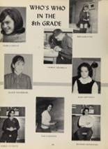 1962 Lincoln High School Yearbook Page 126 & 127