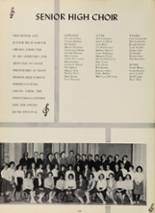 1962 Lincoln High School Yearbook Page 152 & 153