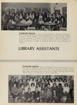1962 Lincoln High School Yearbook Page 158 & 159