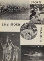 1962 Lincoln High School Yearbook Page 162 & 163
