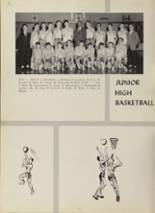 1962 Lincoln High School Yearbook Page 176 & 177