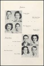 1947 Clyde High School Yearbook Page 40 & 41