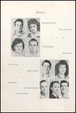 1947 Clyde High School Yearbook Page 44 & 45