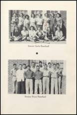 1947 Clyde High School Yearbook Page 78 & 79