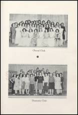 1947 Clyde High School Yearbook Page 82 & 83