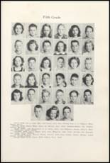 1947 Clyde High School Yearbook Page 92 & 93