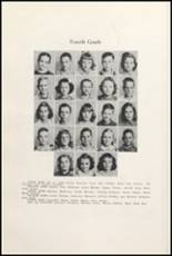 1947 Clyde High School Yearbook Page 94 & 95
