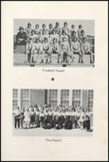 1947 Clyde High School Yearbook Page 98 & 99