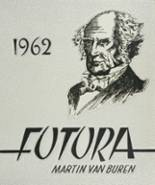 1962 Yearbook Martin Van Buren High School